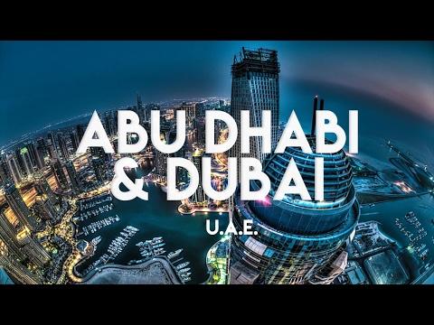 DUBAI & ABU DHABI 2017 - 4K GoPro HERO5 + Karma Grip