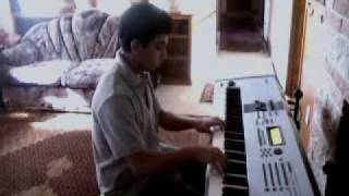 Piano- Payam playing Khabhayeh Talaei (Golden Dreams)