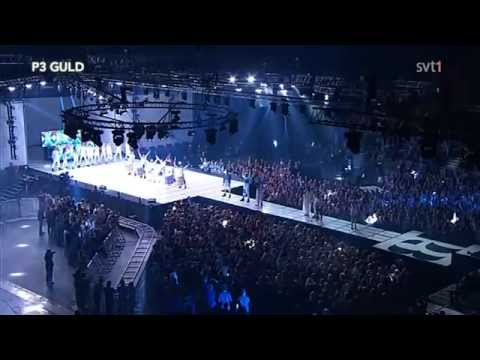 Live P3 Guld 2013 Gnucci feat. Samba Furia, VAZ, Mash-Up International, Timbuktu.