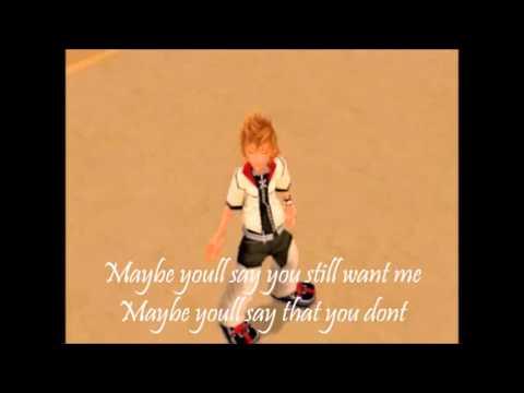 Roxas wants Namine to be happy [ Kingdom Hearts MMD