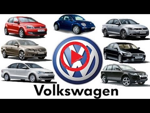 D.N. NEWS - @VOLKSWAGEN history. All models