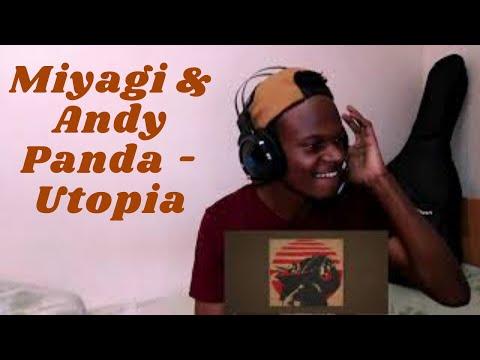 ИНОСТРАНЦЫ СЛУШАЮТ: Miyagi & Andy Panda - Utopia