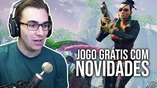 Jogo GRÁTIS com NOVIDADES! | Gameplay em Português PT-BR
