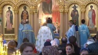 Пояс Пресвятой Богородицы  в Санкт-Петербурге