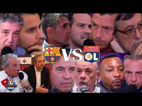 Barça VS. Olympique Lyon con EL CHIRINGUITO   VUELTA OCTAVOS CHAMPIONS