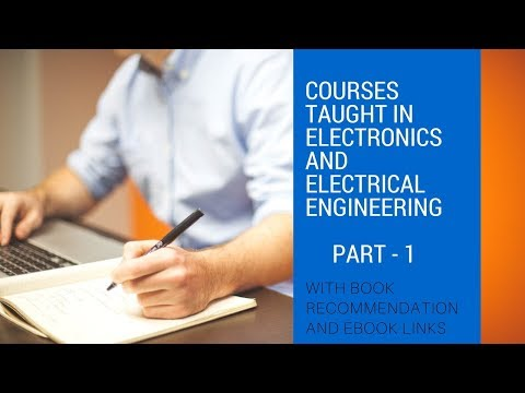 Electronic/Electrical Engineering Courses part-1