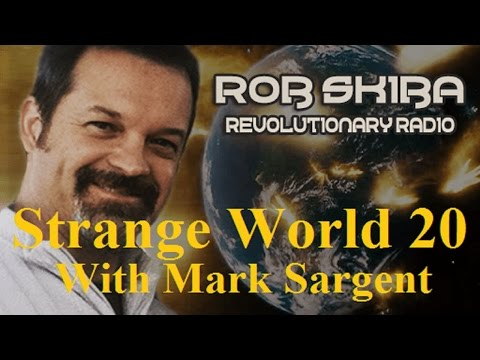 Reupload - Flat Earth with Rob Skiba - SW20 - Mark Sargent ✅