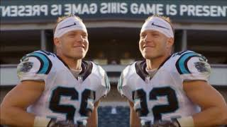 2019 Carolina Panthers Christian McCaffrey Highlight Tribute ||RUN CMC||