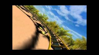 RCT3 Roller Coaster Tycoon 3-Slingshot