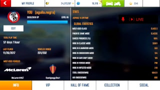 Download Asphalt 8, aguila.negra LIVE 26th November MP3 song and Music Video