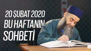 Cübbeli Ahmet Hocaefendi Ile Bu Haftanın Sohbeti 20 Şubat 2020