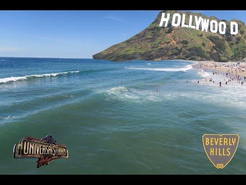 🎬 Los Angeles mesto kde žijú hviezdy 💫Hollywood, Beverly Hills & Malibu, USA OKOLO SVETA so 4deťmi
