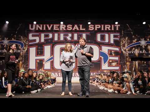 2018 Spirit of Hope  Awards Ceremony