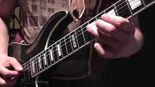 Pat Heath | ESP EII Mystique FR BLK (Demonstration Video)