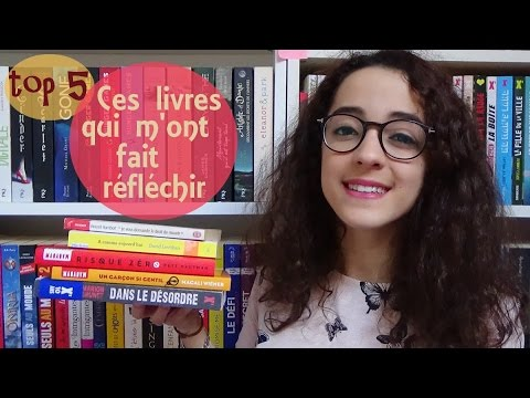 Top 5 Ces Livres Qui M Ont Fait Reflechir