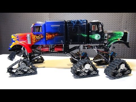 RC ADVENTURES - RC MEGA Collection 2014 & RCSparks Studio Wa