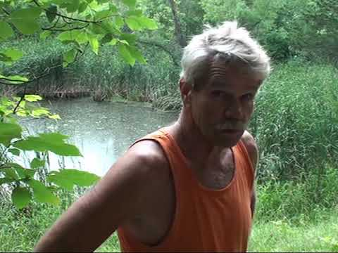 Cleaning out the pond part 1 youtube for Farm pond maintenance