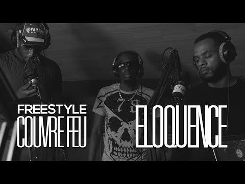 Youtube: ELOQUENCE – Freestyle COUVRE FEU sur OKLM RADIO