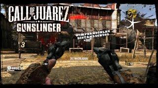 Call of Juarez Gunslinger #002 - Verdammtes Dach ◈ Gameplay German Deutsch