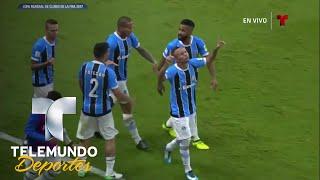 Gremio vence a Pachuca 1-0: mejores jugadas   Copa Mundial de Clubes FIFA   Telemundo Deportes