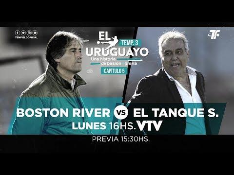 Fecha 5 - Boston River vs El Tanque Sisley  - Clausura