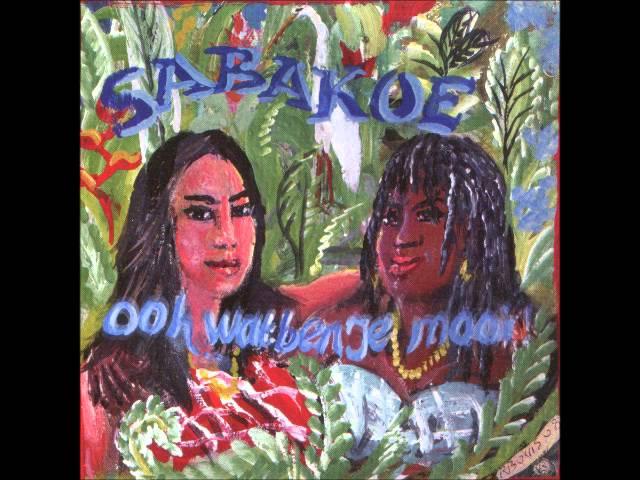 Sabakoe - Ooh.. Wat Ben Je Mooi