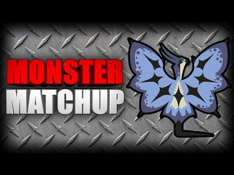 MONSTER MATCHUP - Legiana (Monster Hunter: World) thumbnail