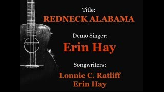Lonnie Ratliff demo REDNECK ALABAMA (F) YouTube Videos