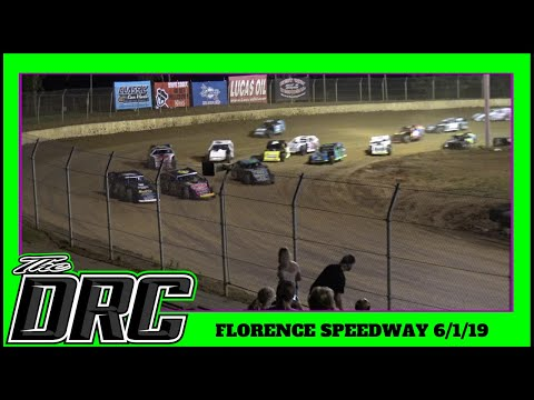 Florence Speedway | 6/1/|19 | G&G Express Sports Mods | Feature