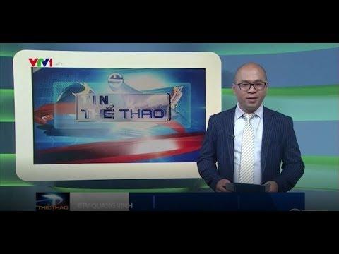 Bản tin thể thao - Thể thao 360 - Tin thể thao mới nhất ngày 13/09/2017