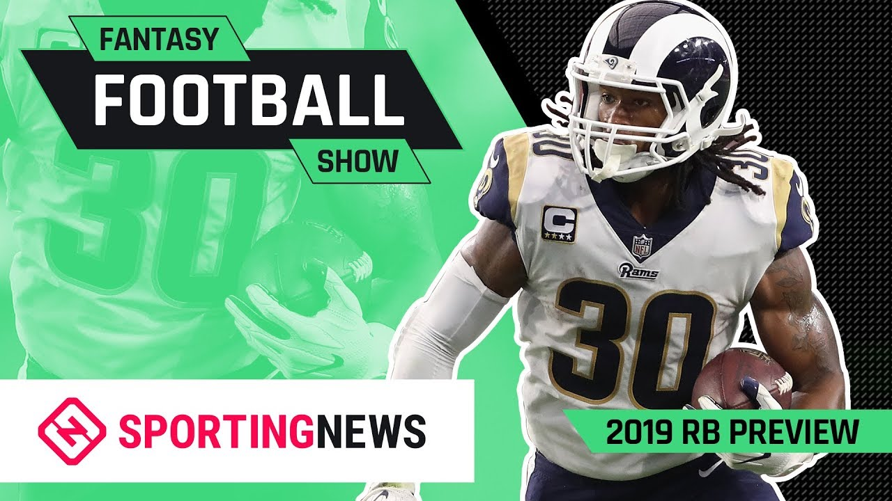 Updated 2019 Fantasy RB Rankings: Top running backs