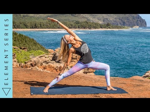 Yoga Flow To Release Everything ♥ Empty Your Mind... Be Water, My Friend.