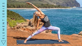 Yoga Flow To Release Everything ♥ Empty Your Mind... Be Wate…