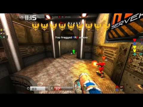 Quake Live: ASUS ENC'10 - FRA vs POL - POV spec - map3