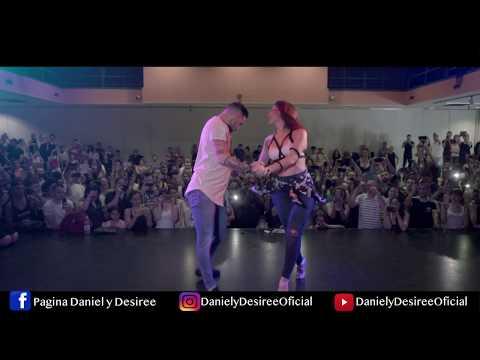 DANIEL Y DESIREE -Cuando seas mia (Bachata Dj Khalid)