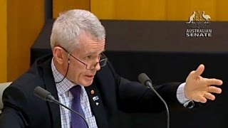 The CO2 Scam - Senator Malcolm Roberts Nov 8th 2016