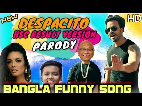 Luis Fonsi - Despacito Bangla Parody HSC Result Version