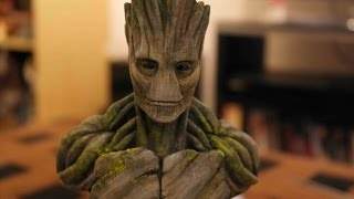 """Speed Sculpt GUARDIANS OF THE GALAXY """"GROOT"""""""