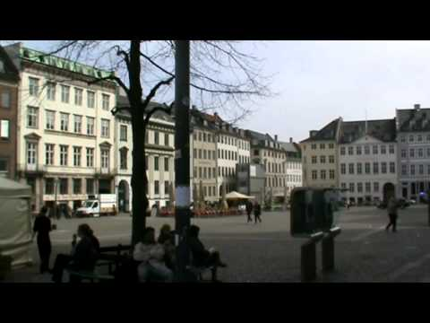 Copenhagen City Center (HD)