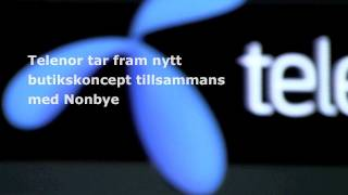 Telenor - Nonbye Sweden