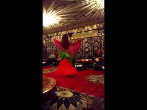 Edemia Dance at Marrakech