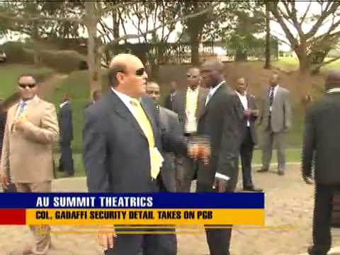 Presidential Guards battle for bragging rights at AU Summit sidelines