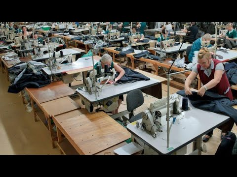 Barbour Wax Jacket Factory In South Shields 🧥{LOOK} | Maleah's Diary