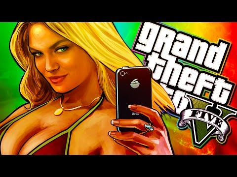 SPIT OR SWALLOW!?! (GTA 5 with The Crew!)