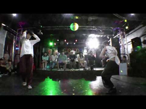 HOTARU Vs Ringo Winbee FINAL U18 / D.N.A × UNDER18 16/8/10