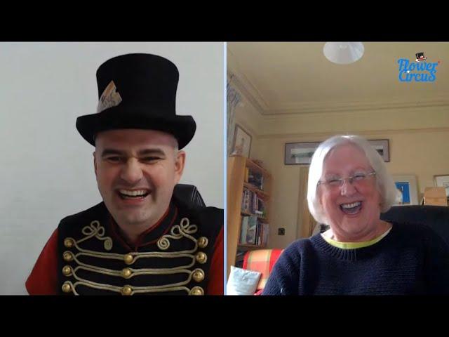 Flower Circus Talks: Alison Bradley