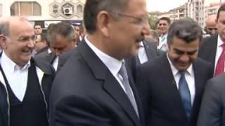 Çevre ve Şehircilik Bakanı Mehmet Özhaseki Kayseri Ziyaretleri
