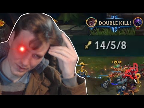Chadchinshin: His Kled is TOO GOOD!? - Streamhighlights