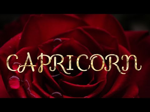 CAPRICORN THE ARRIVAL OF A MAGICAL MUSE - PSYCHIC TAROT LOVE READING JANUARY
