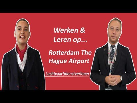 Werken & Leren op RTHA: Luchtvaartdienstverlener